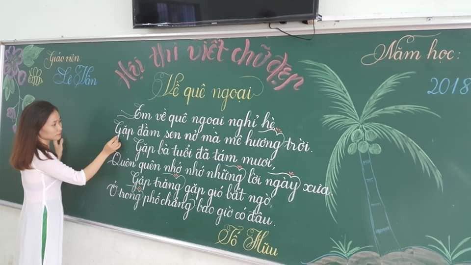 Ý tưởng tổ chức 20/11 cuộc thi dành cho giáo viên