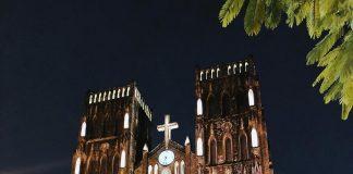 Nhà thờ lớn , Nhà thờ ở Hà Nội Noel