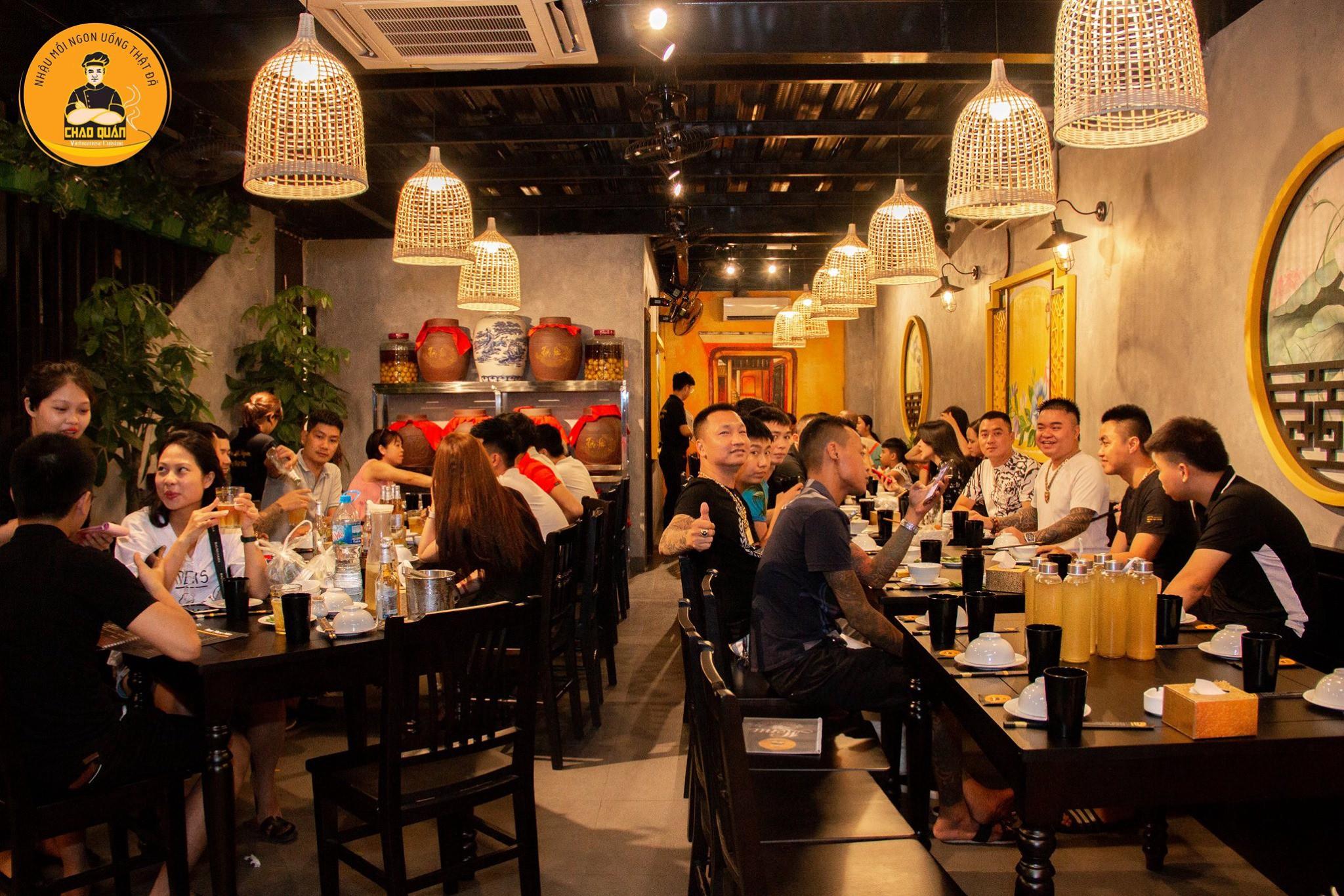 Địa điểm ăn uống Noel Hà Nội 22