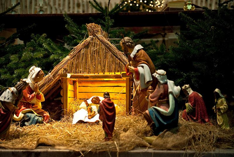 Hang đá Giáng Sinh 6