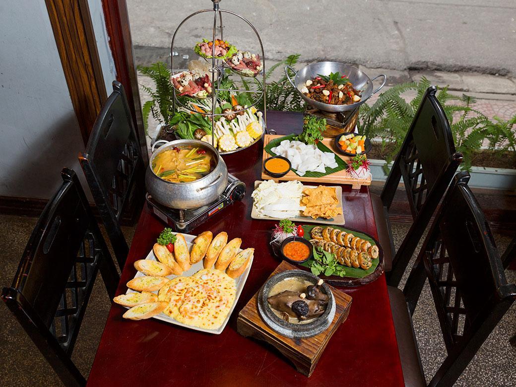 Địa điểm ăn uống Noel Hà Nội 19