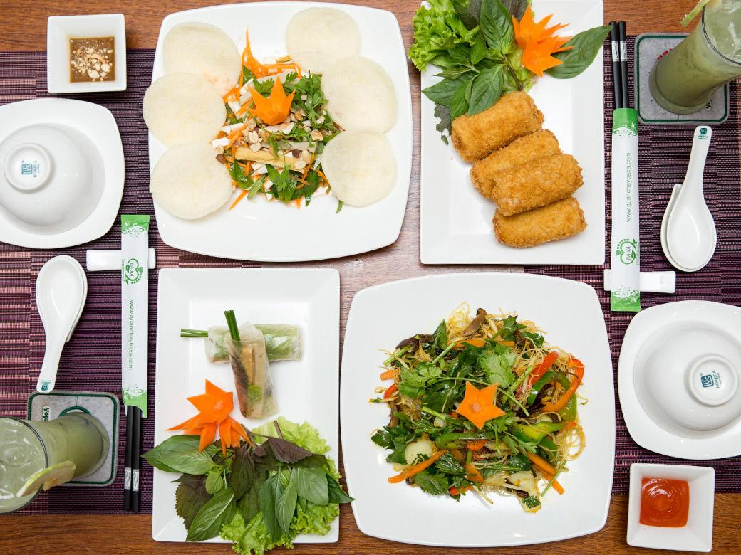 địa điểm ăn uống Noel ở Sài Gòn 7