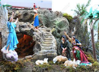 Hang đá Giáng Sinh 9
