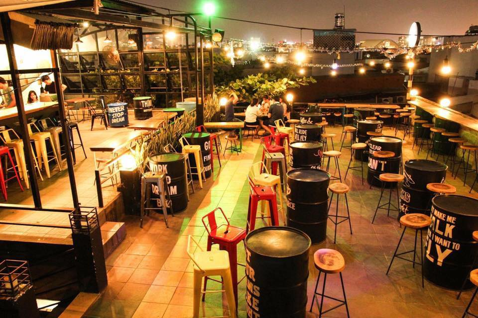 địa điểm ăn uống Noel ở Sài Gòn 15