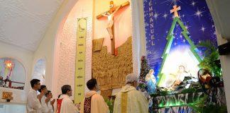 Nhà thờ ở Sài Gòn, Noel 4