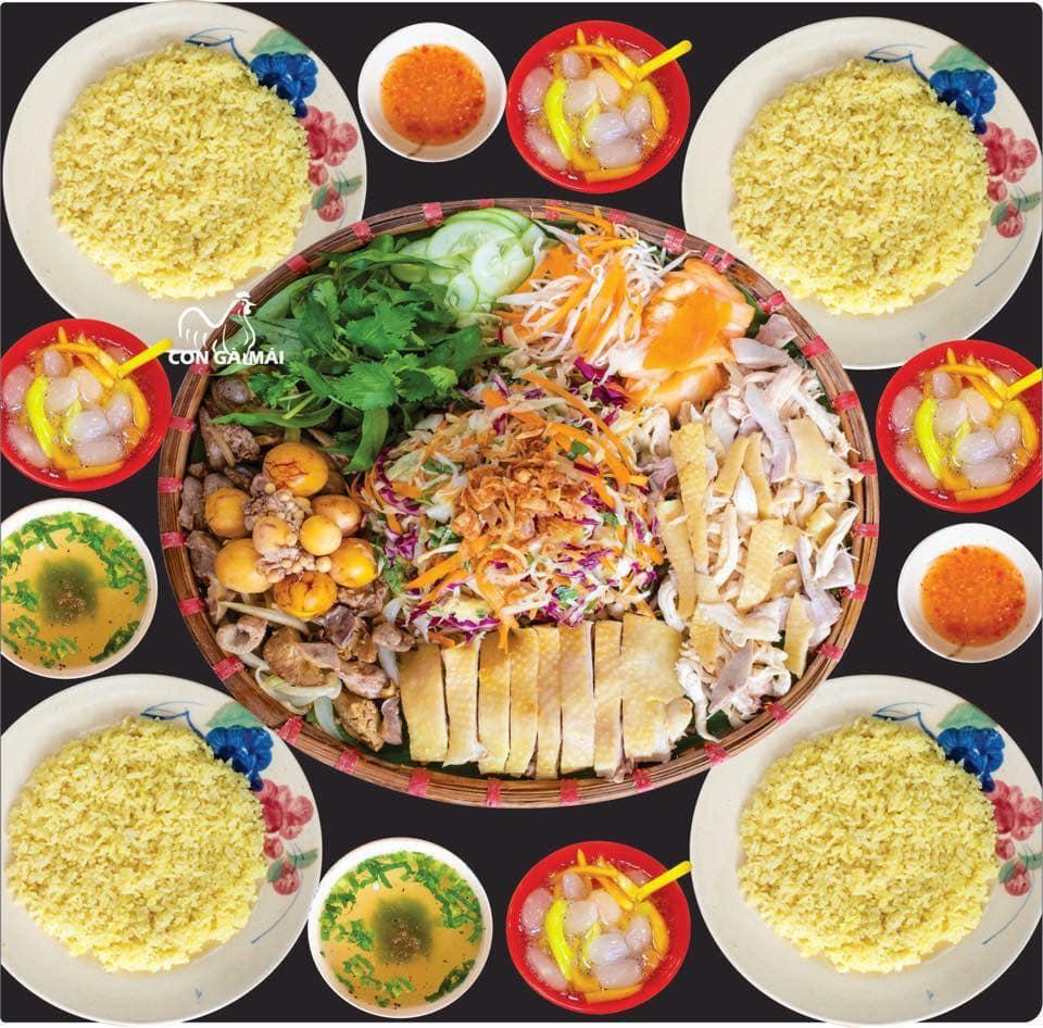 địa điểm ăn uống Noel ở Sài Gòn 17