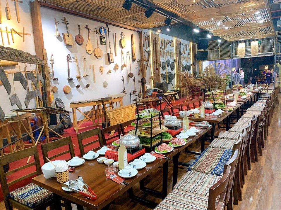 Địa điểm ăn uống Noel Hà Nội 25