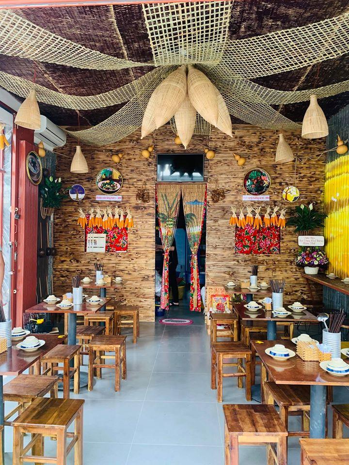 địa điểm ăn uống Noel ở Sài Gòn 12