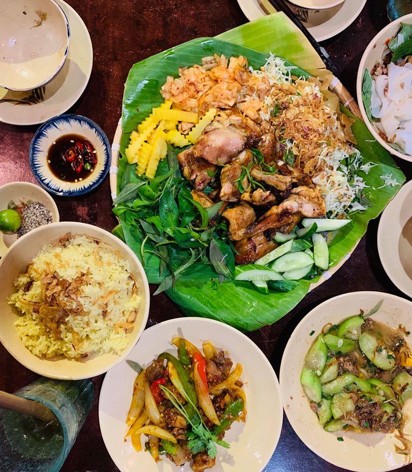 địa điểm ăn uống Noel ở Sài Gòn 11