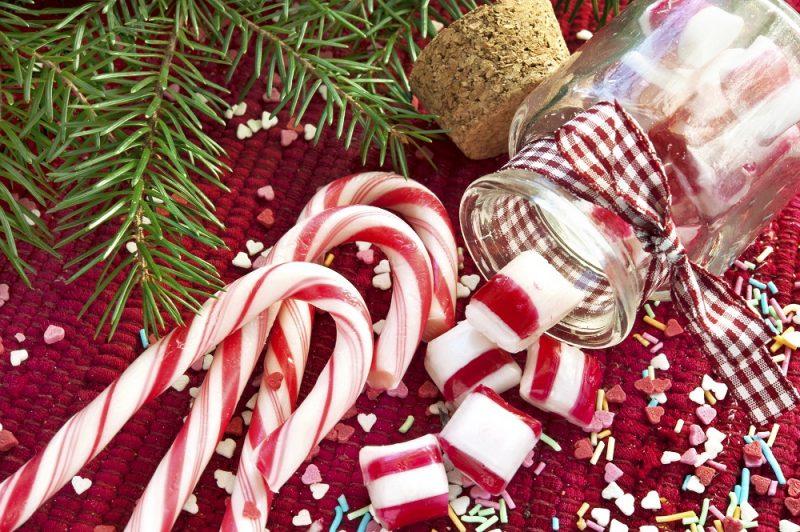 Quà Noel cho bé, Bánh, kẹo Giáng Sinh 2
