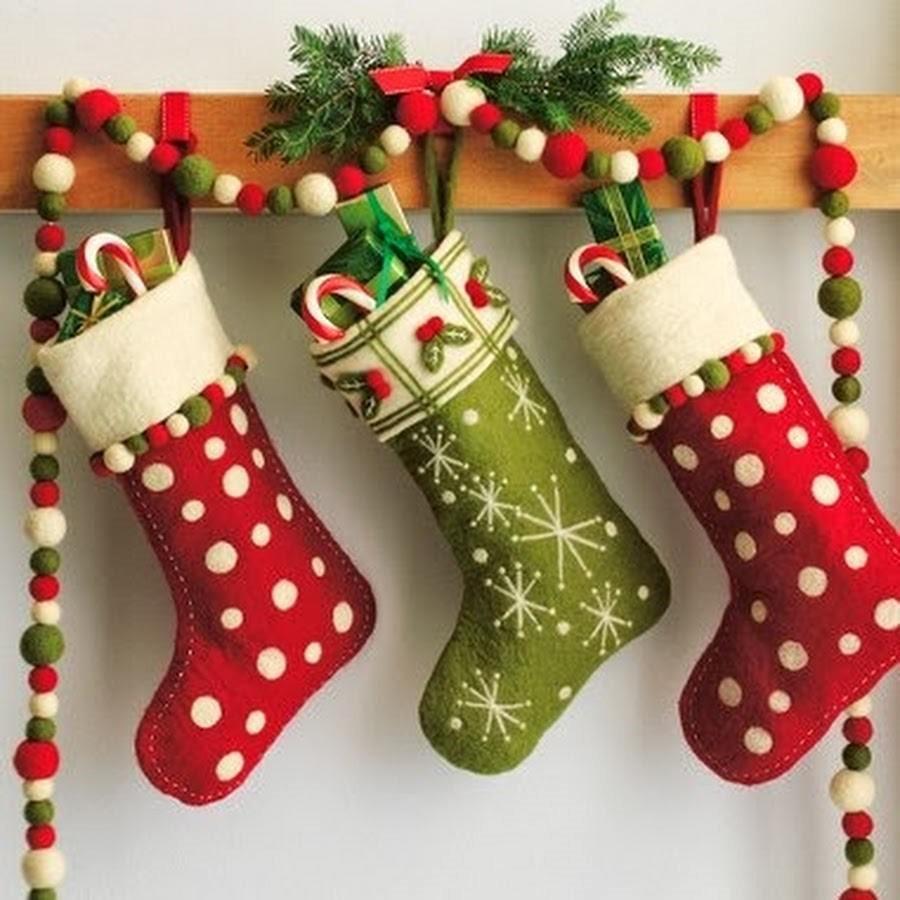 Quà Noel cho bé, Bít tất Noel