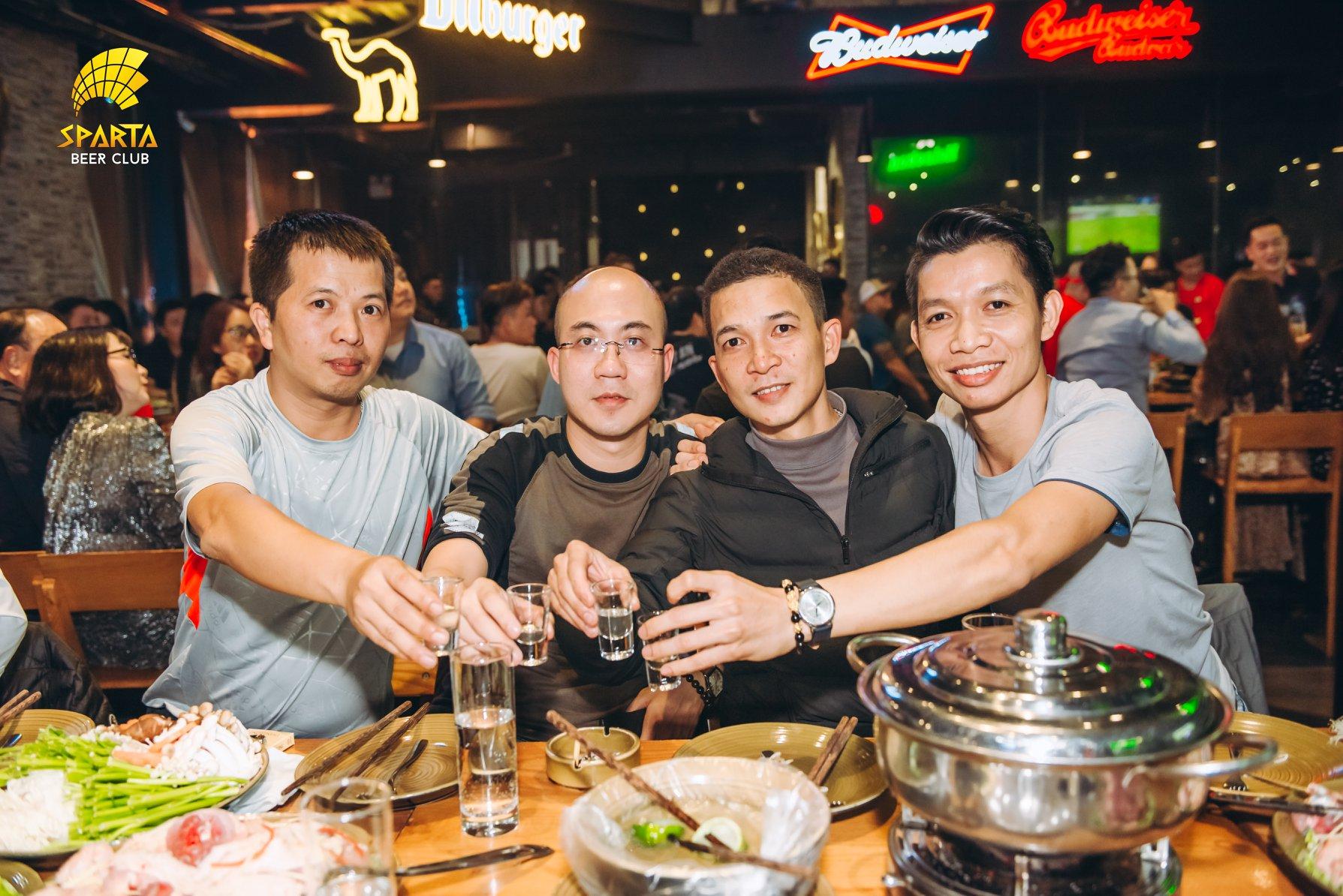 Sparta Beer Club 1