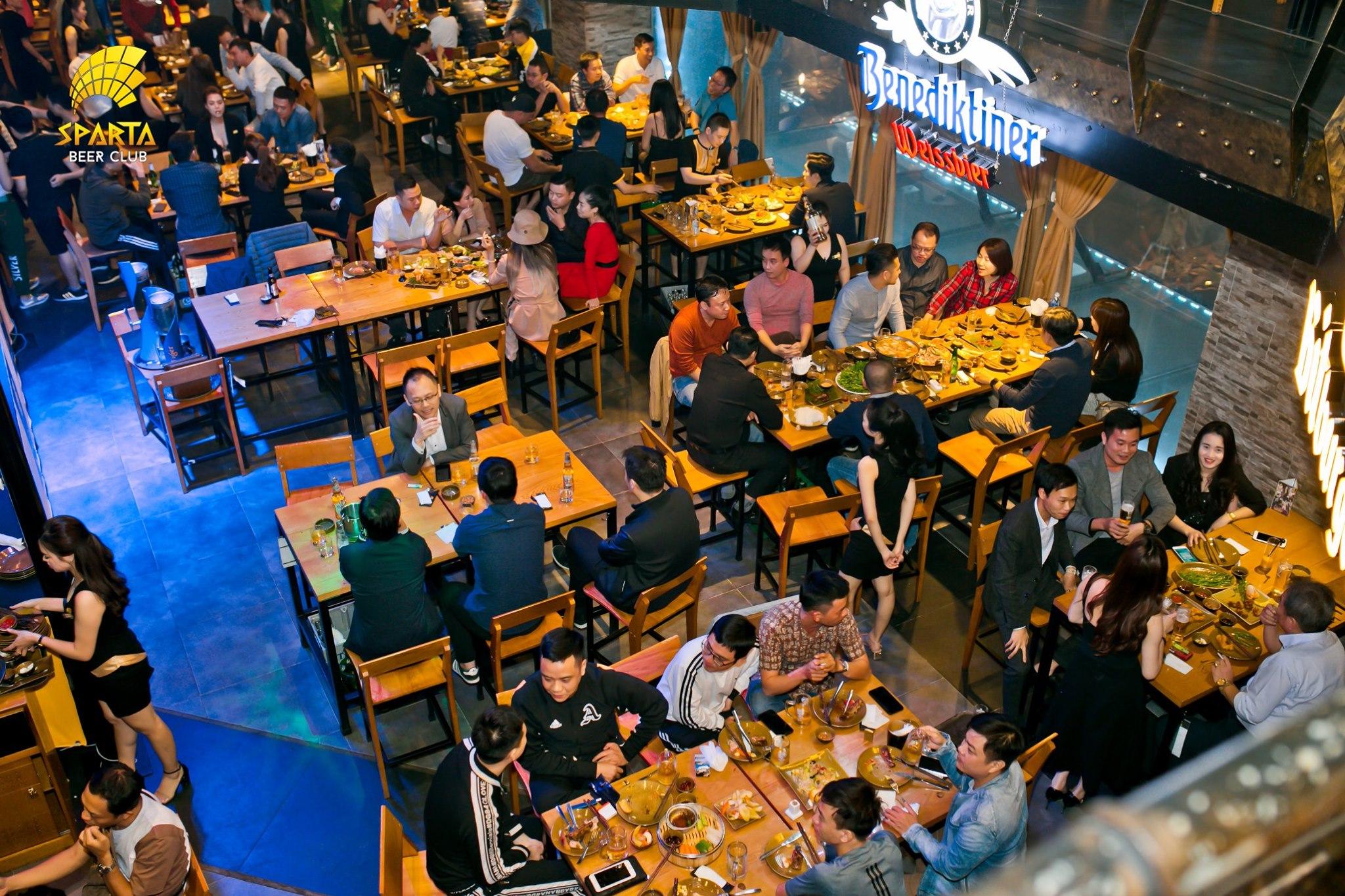 Sparta Beer Club