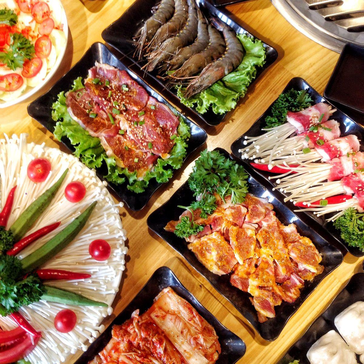 Địa điểm ăn uống Noel Hà Nội 11