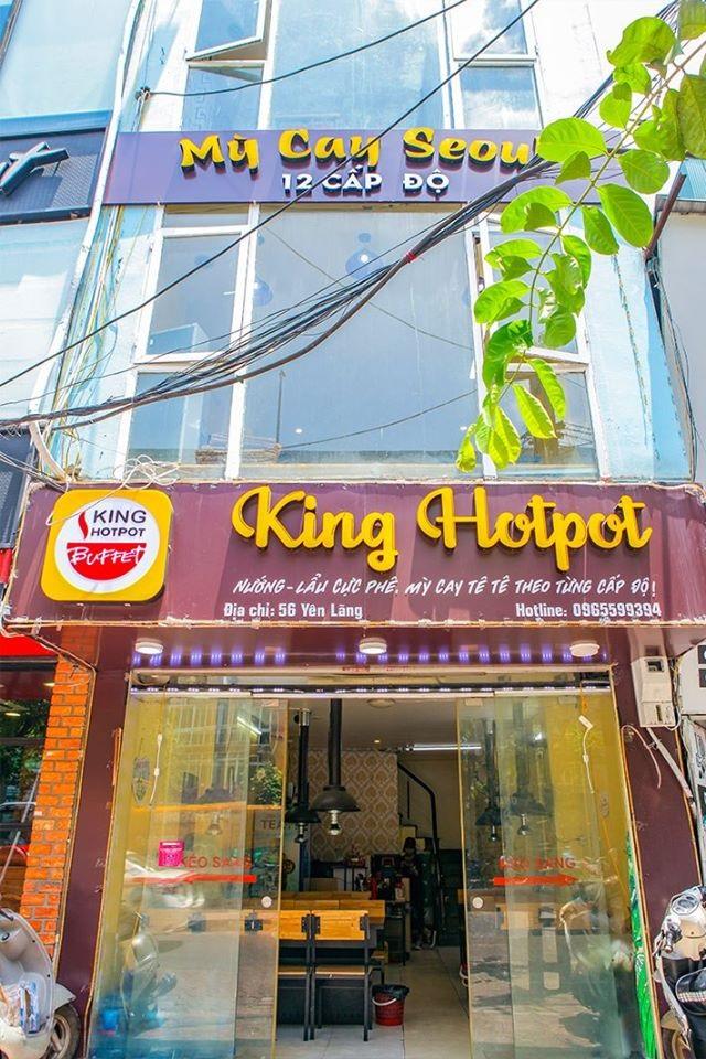 Không gian của King Hotpot Yên Lãng