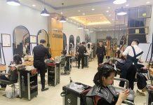 Không gian Salon Chomimi
