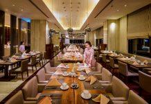 không gian Nhà hàng La Brasserie