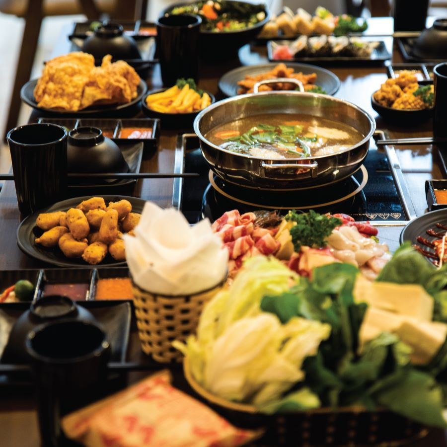 Địa điểm ăn uống Noel Hà Nội 9
