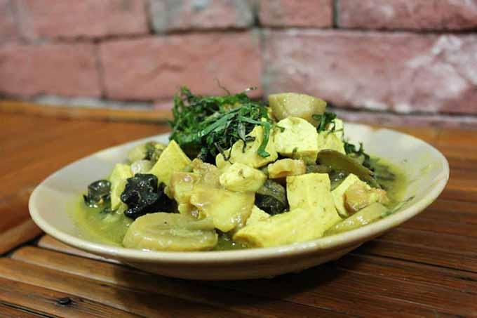 Món ăn Làng Cua Đồng