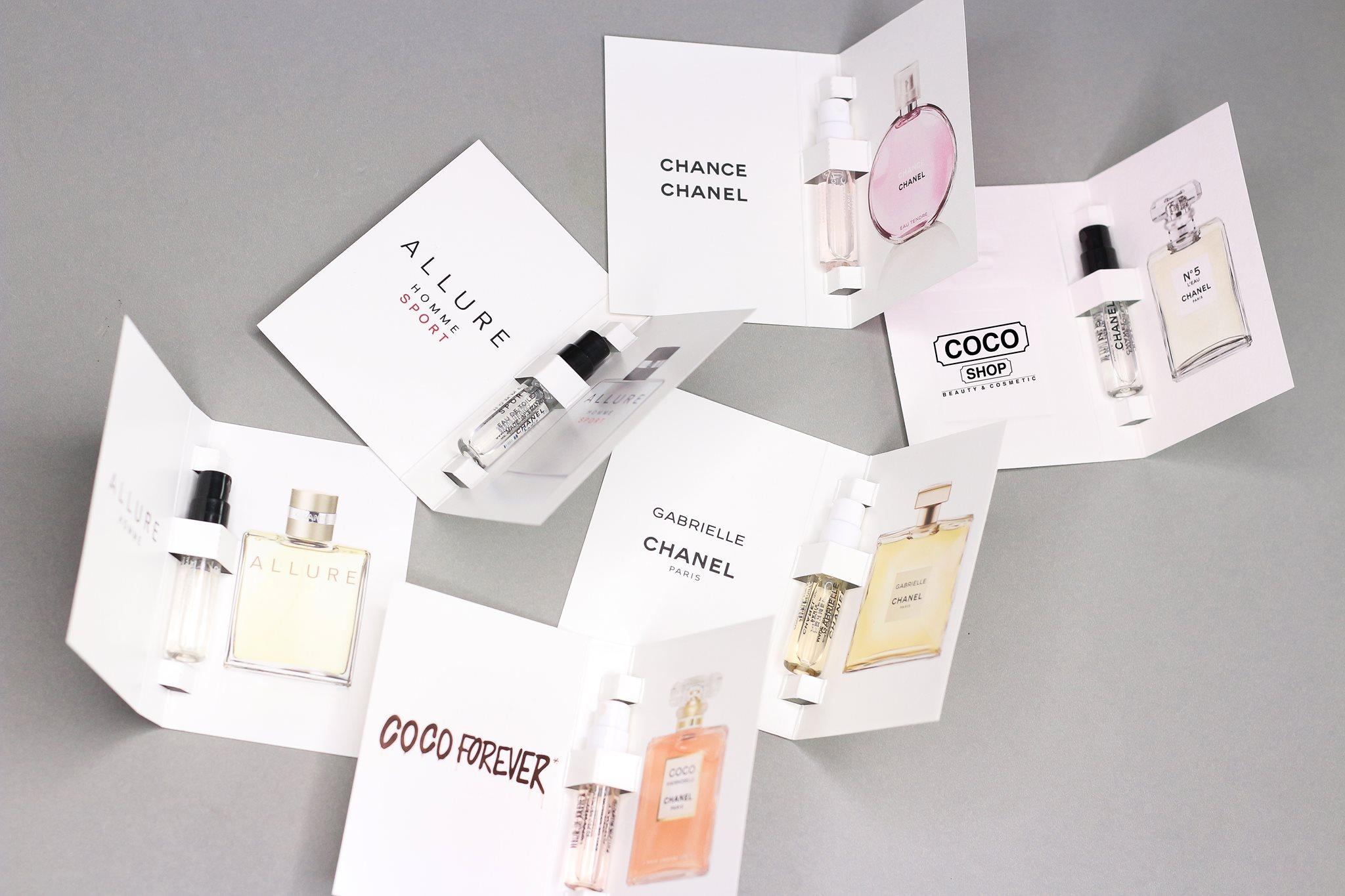 nước hoa Chanel Coco Shop