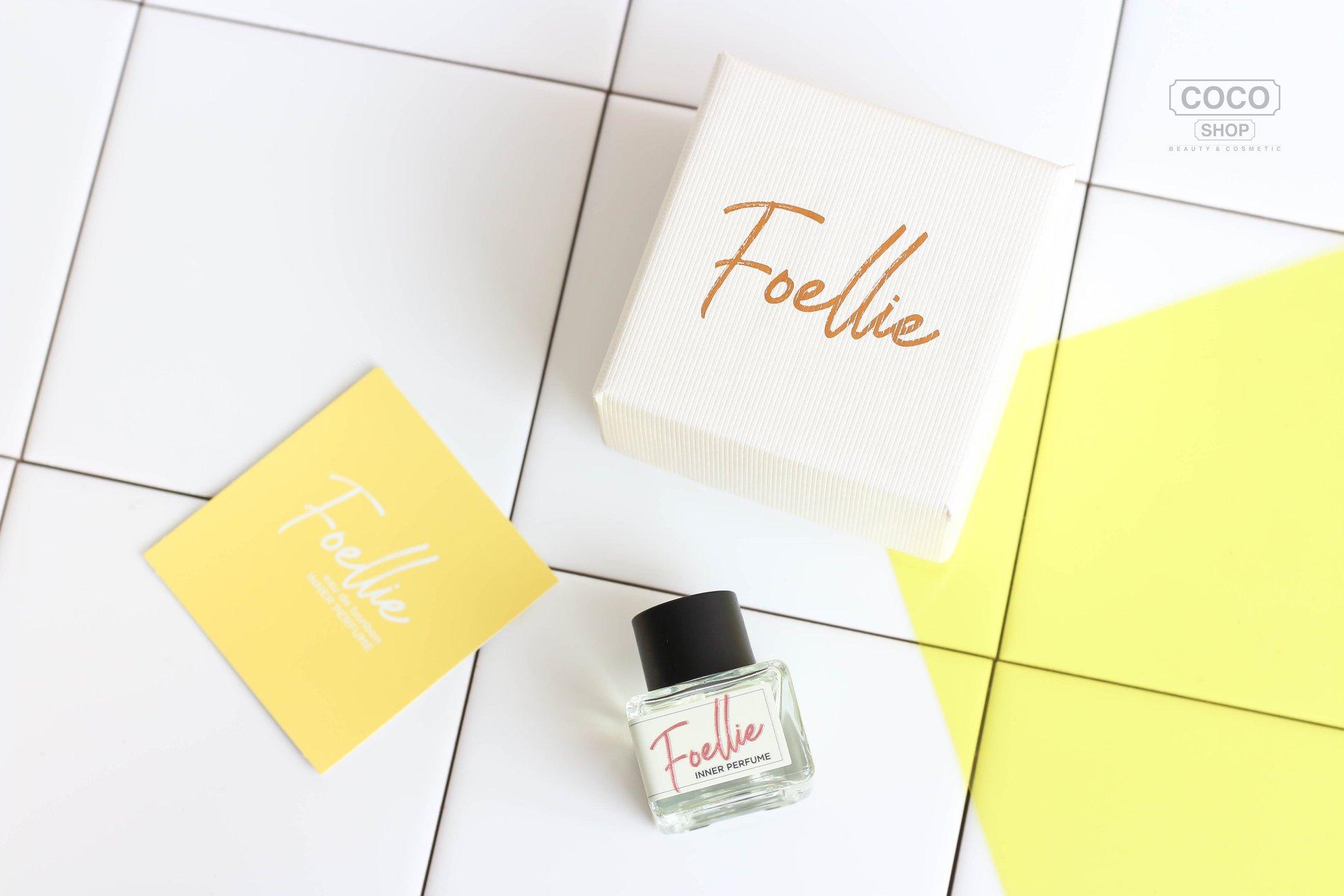 Nước hoa vùng kín Foellie 2