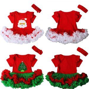 Trang phục Ông già Noel, quà Noel cho bé 4