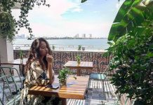 Quán cafe lãng mạn ở Sài Gòn