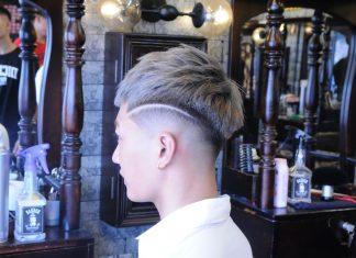 quán cắt tóc nam đẹp ở Cầu Giấy