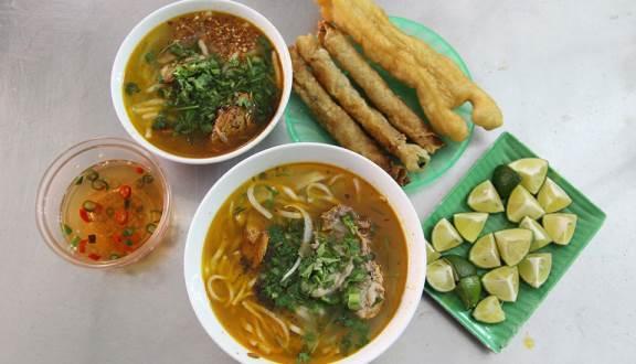 review Bánh Canh Ruộng