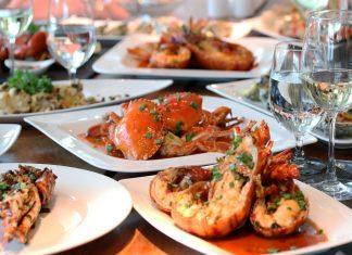 menu Nhà hàng La Brasserie