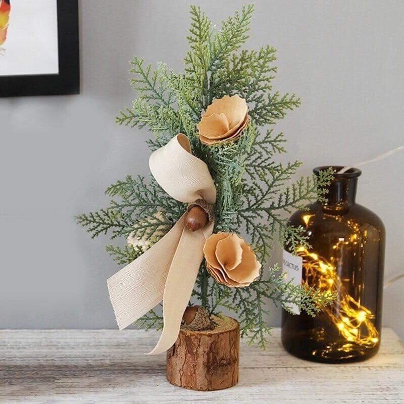 trang trí cây thông Noel 2019 15