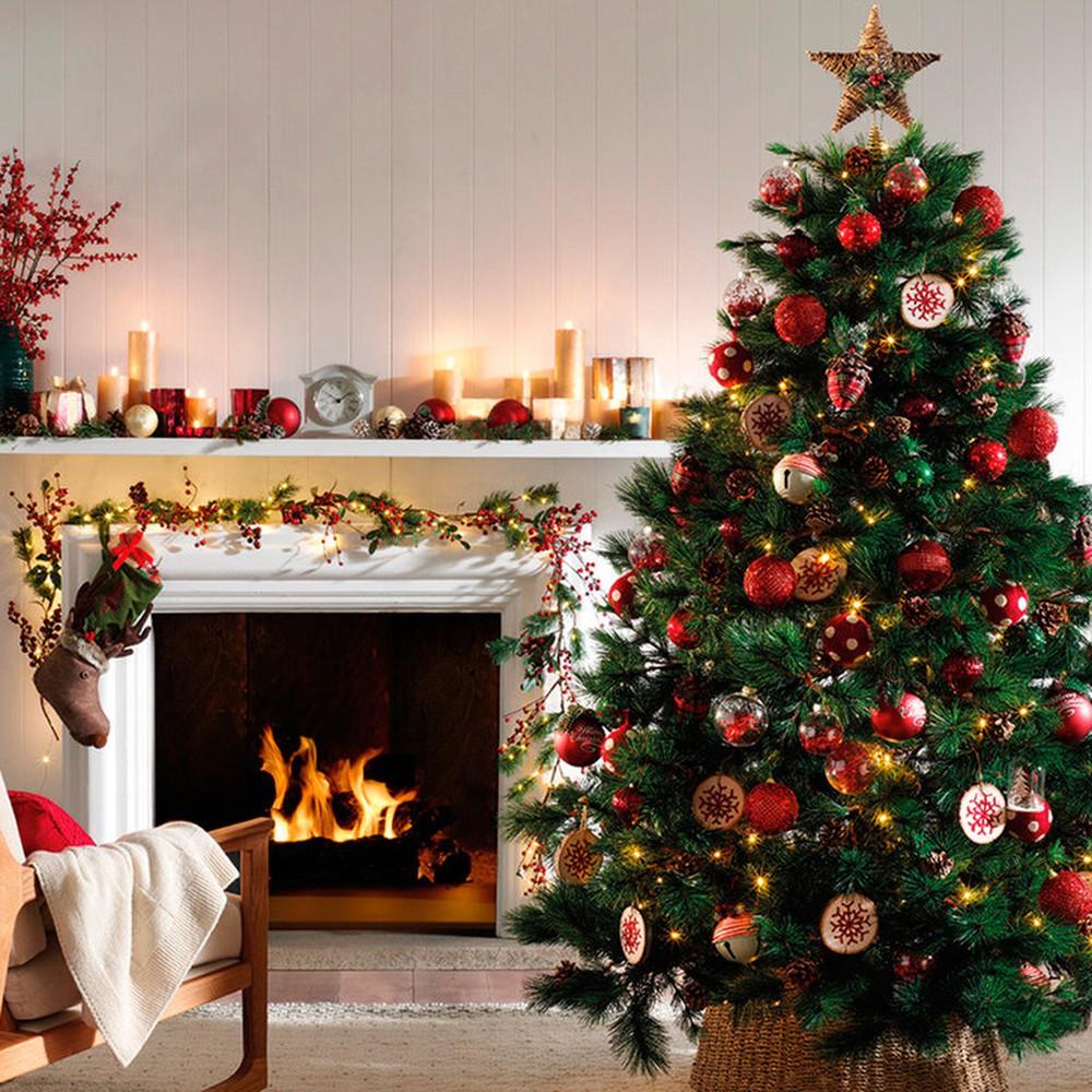 trang trí cây thông Noel 2019 20