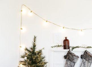 trang trí cây thông Noel 2019 6