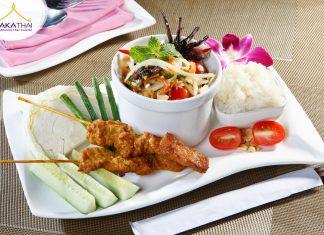 Ưu đãi Naka Thai