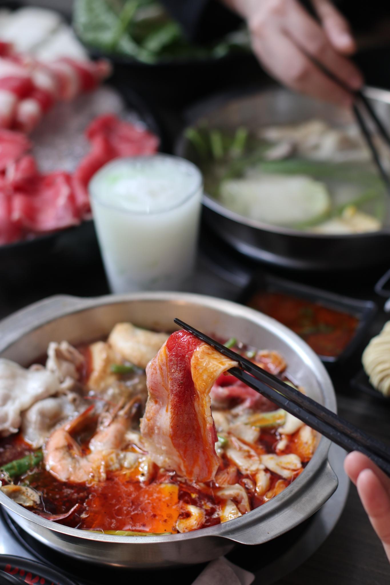 Lok Lok Quán lẩu nướng ngon Tp HCM 8
